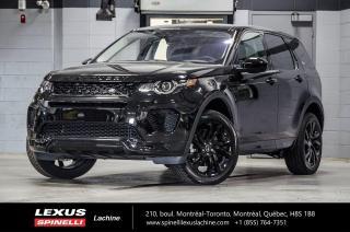 Used 2019 Land Rover Discovery Sport SPORT - NAV - TOIT PANORAMIQUE - ÉCRAN TACTILE BAS KILOMÉTRAGE - NAVIGATION - TOIT PANORAMIQUE - ÉCRAN TACTILE 10'' - MONITEUR ANGLES MORT +++ for sale in Lachine, QC