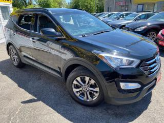 Used 2013 Hyundai Santa Fe PREMIUM/ AWD/ BLUETOOTH/ PWR GROUP/ ALLOYS/ TINTED for sale in Scarborough, ON
