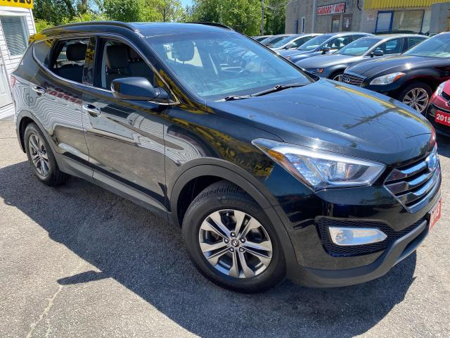 2013 Hyundai Santa Fe PREMIUM/ AWD/ BLUETOOTH/ PWR GROUP/ ALLOYS/ TINTED