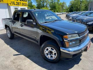 Used 2008 Chevrolet Colorado LT/ AUTO/ 4X4/ 4 DOOR/ PWR GROUP/ ALLOYS & MORE! for sale in Scarborough, ON