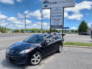 Used 2011 Mazda MAZDA3 i Sport 4-Door for sale in Barrie, ON