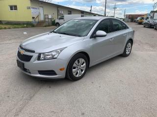 Used 2012 Chevrolet Cruze LT Turbo w/1SA,No accidents,LOW Km's for sale in Ajax, ON