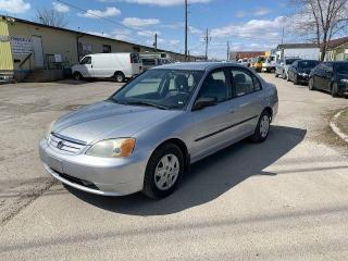 Used 2003 Honda Civic DX-G for sale in Ajax, ON