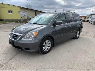 Used 2010 Honda Odyssey SE,DVD,Certified,A/C cold,7pass,Clean van for sale in Ajax, ON