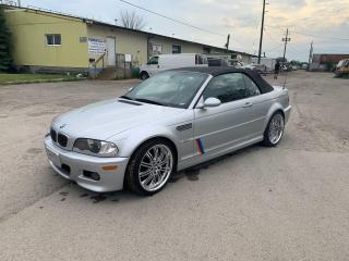 Used 2002 BMW 3 Series M3 for sale in Ajax, ON