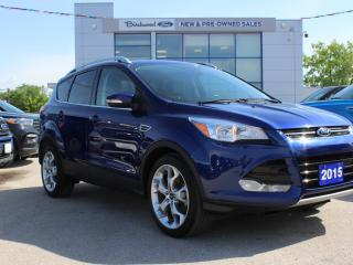 Used 2015 Ford Escape Titanium NAV | PANO ROOF | 19'S for sale in Winnipeg, MB