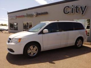 New 2020 Dodge Grand Caravan Crew Plus | Leather | Tow | Heated Seats&Wheel for sale in Medicine Hat, AB