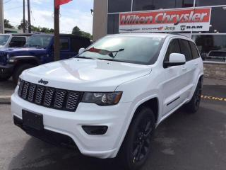 New 2020 Jeep Grand Cherokee Altitude for sale in Milton, ON
