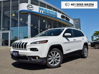 Used 2017 Jeep Cherokee Limited ONE OWNER | FINANCING AVAILABLE for sale in Mississauga, ON
