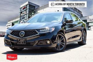 Used 2019 Acura TLX 3.5L SH-AWD w/Elite Pkg A-Spec No Accident| 7Yrs W for sale in Thornhill, ON