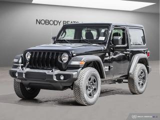 New 2020 Jeep Wrangler SPORT for sale in Mississauga, ON