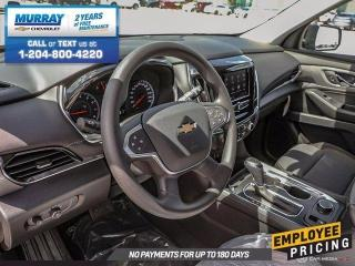 New 2020 Chevrolet Traverse LS for sale in Winnipeg, MB
