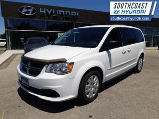 Used 2014 Dodge Grand Caravan SE / SXT  - SXT - $98 B/W for sale in Simcoe, ON