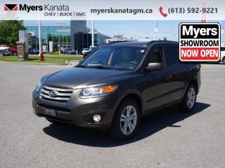 Used 2012 Hyundai Santa Fe GL for sale in Kanata, ON