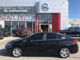 Used 2016 Chevrolet Cruze LT Turbo for sale in St. Catharines, ON