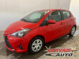 Used 2019 Toyota Yaris Hatchback LE Camera A/C Bluetooth for sale in Trois-Rivières, QC