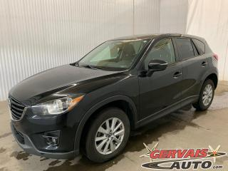 Used 2016 Mazda CX-5 GS Luxe AWD GPS Cuir Toit Ouvrant MAGS *Traction intégrale* for sale in Trois-Rivières, QC