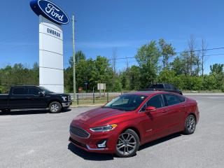 Used 2019 Ford Fusion Hybrid Titanium for sale in Embrun, ON
