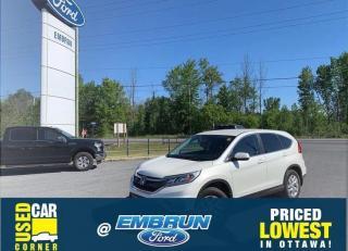 Used 2016 Honda CR-V SE for sale in Embrun, ON