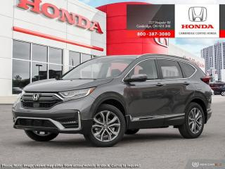 New 2020 Honda CR-V Touring TOURING for sale in Cambridge, ON
