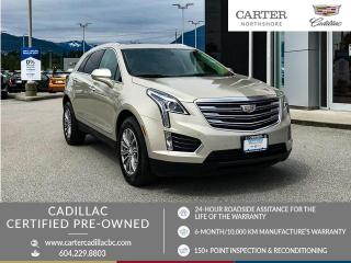 Used 2017 Cadillac XT5 Luxury MOONROOF - NAVIGATION - MEMORY PKG - LEATHER for sale in North Vancouver, BC