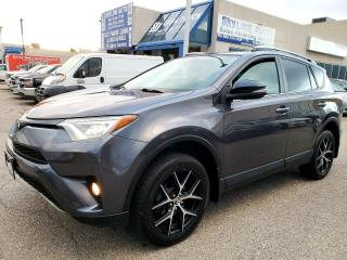 Used 2017 Toyota RAV4 SE NAVIGATION|LEATHER|NO ACCIDENT|CERTIFIED for sale in Concord, ON