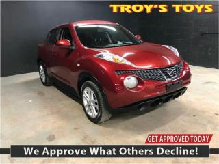 Used 2012 Nissan Juke SV for sale in Guelph, ON