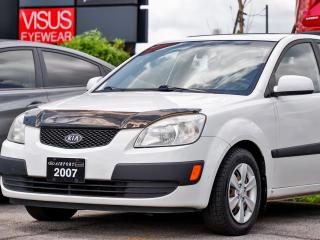 Used 2007 Kia Rio5 EX-Convenience **AS-IS** for sale in Hamilton, ON