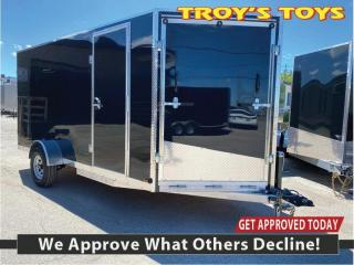 Used 2020 Canadian Trailer Company 7x14 V-Nose Cargo Trailers for sale in Guelph, ON