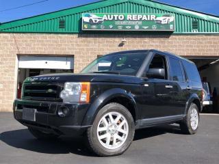 Used 2009 Land Rover LR3 SE for sale in Burlington, ON