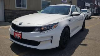 Used 2017 Kia Optima LX+NEW AFTERMARKET WHEELS-BLUETOOTH-HEATED SEATS for sale in Tilbury, ON