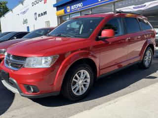 Used 2016 Dodge Journey SXT for sale in Aylmer, ON