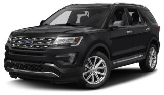 Used 2017 Ford Explorer LIMITED for sale in Newmarket, ON