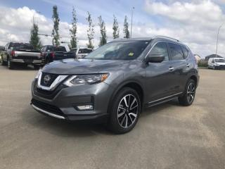 Used 2018 Nissan Rogue SL for sale in Fort Saskatchewan, AB