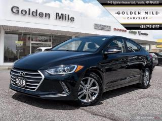 Used 2018 Hyundai Elantra GL Clean Carfax, Auto, One Owner for sale in North York, ON