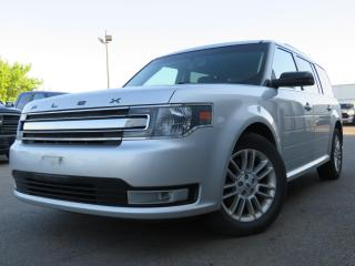 Used 2014 Ford Flex SEL for sale in St. Thomas, ON