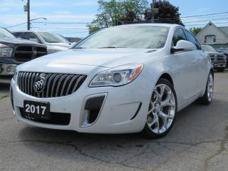 Used 2017 Buick Regal GS for sale in St. Thomas, ON