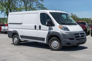 Used 2018 RAM 1500 ProMaster Low Roof for sale in Barrie, ON