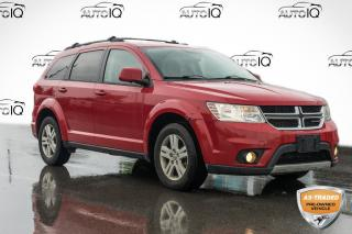 Used 2012 Dodge Journey SXT & Crew 3.6L FWD for sale in Innisfil, ON