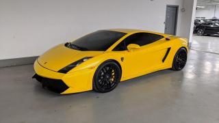 Used 2004 Lamborghini Gallardo TUBI EXHAUST/ 6 SPEED MANUAL/ for sale in Toronto, ON