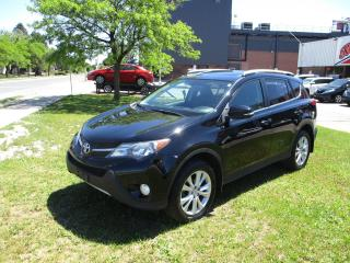 Used 2015 Toyota RAV4 Limited ~ AWD ~ LOADED WITH OPTIONS for sale in Toronto, ON