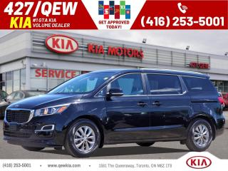 Used 2020 Kia Sedona LX for sale in Etobicoke, ON