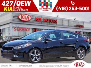 Used 2017 Kia Forte EX+ for sale in Etobicoke, ON