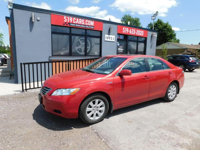 2007 Toyota Camry | Leather | Sunroof | Heated Seats