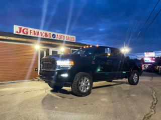 Used 2019 RAM 3500 Limited for sale in Millbrook, NS