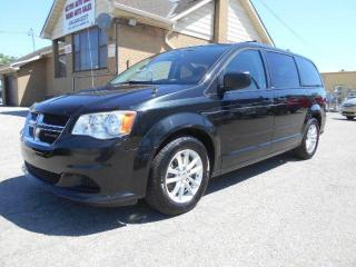 Used 2013 Dodge Grand Caravan SXT 3.6L V6 StoNGo Loaded Certified 158,000Km for sale in Rexdale, ON