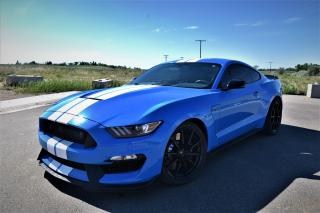 Used 2017 Ford Mustang Shelby GT350 for sale in Estevan, SK