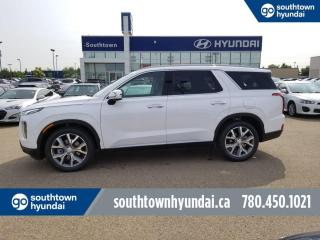 New 2020 Hyundai PALISADE Luxury 7 Passenger - Leather, Bluelink, 360 Cam, A/C Front Seats for sale in Edmonton, AB