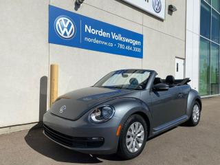 Used 2013 Volkswagen Beetle Convertible COMFORTLINE 2.5L AUTO - HEATED SEATS / LEATHER for sale in Edmonton, AB