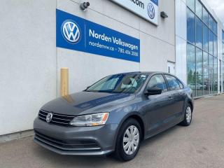 Used 2015 Volkswagen Jetta Sedan TRENDLINE AUTO - PWR PKG / CERTIFIED for sale in Edmonton, AB